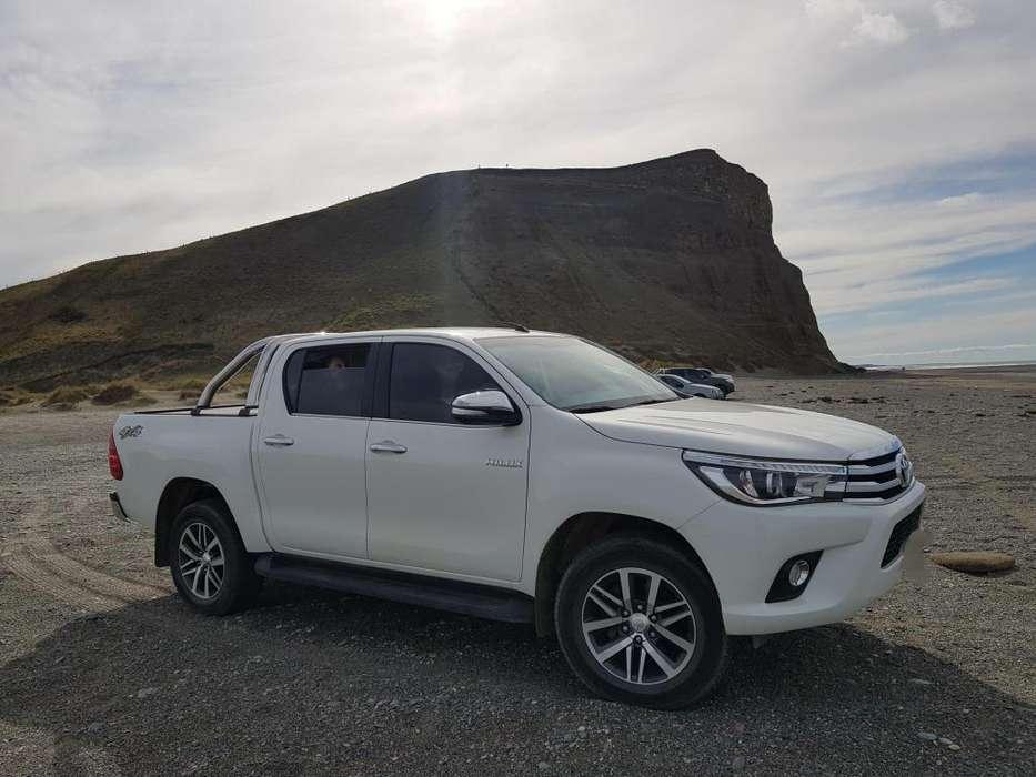 Toyota Hilux 2016 - 29000 km