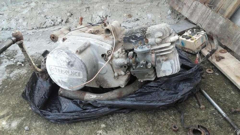 motor de fr80