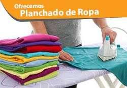 Lavado y planchado de ropa por dias
