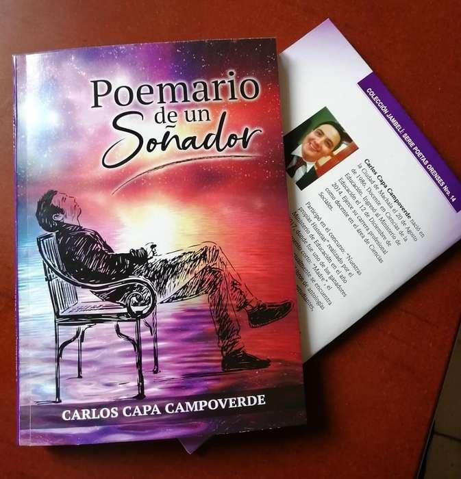 Libro: Poemario de Un Soñador