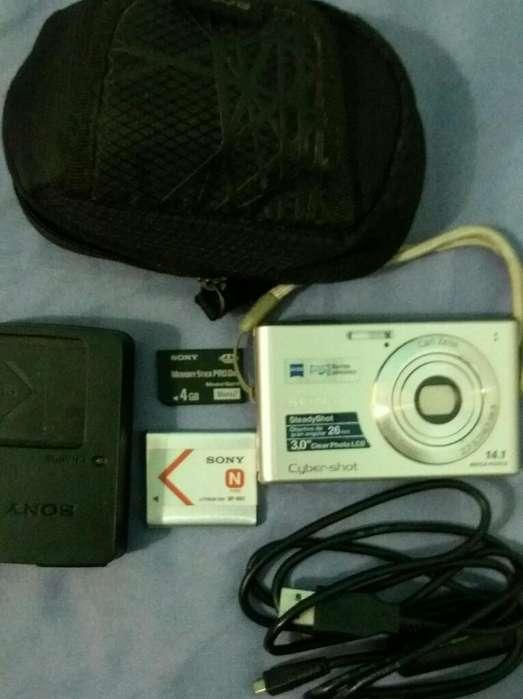 Sony 14 Mpx Zoom Digital