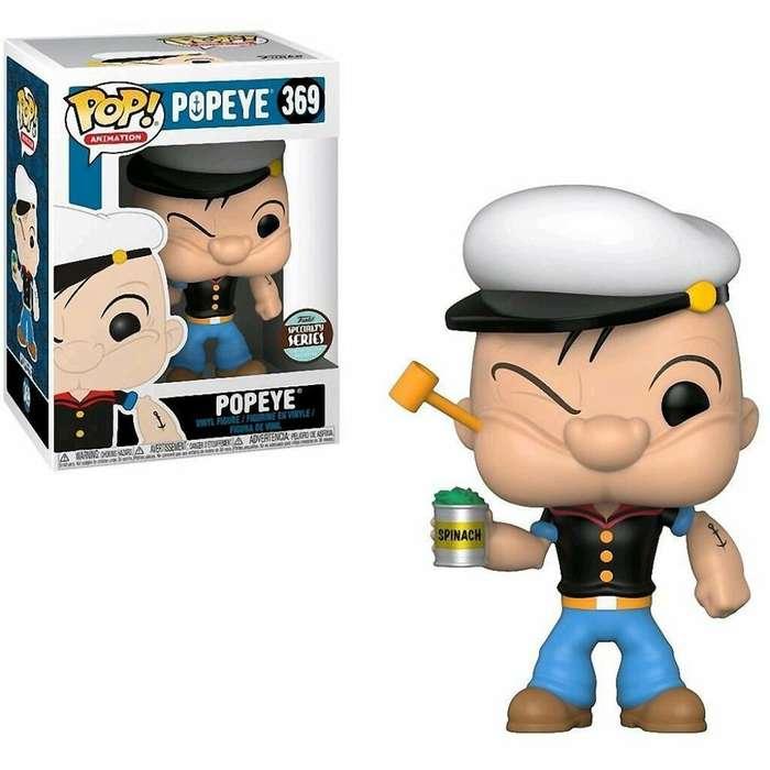 Funko Pop Popeye Exclusivo