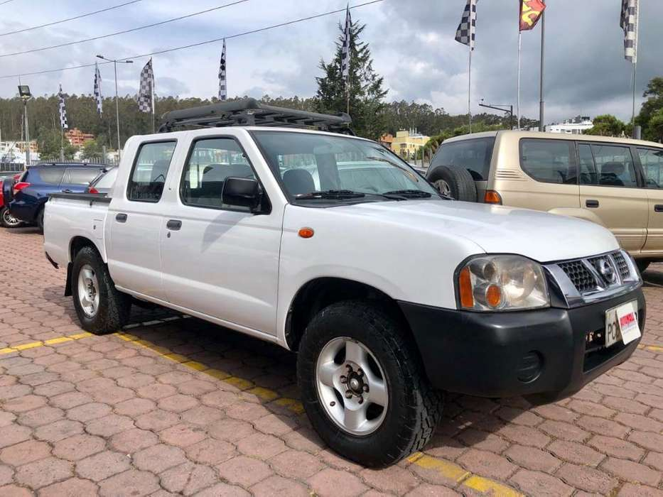 Nissan Frontier 2012 - 83000 km