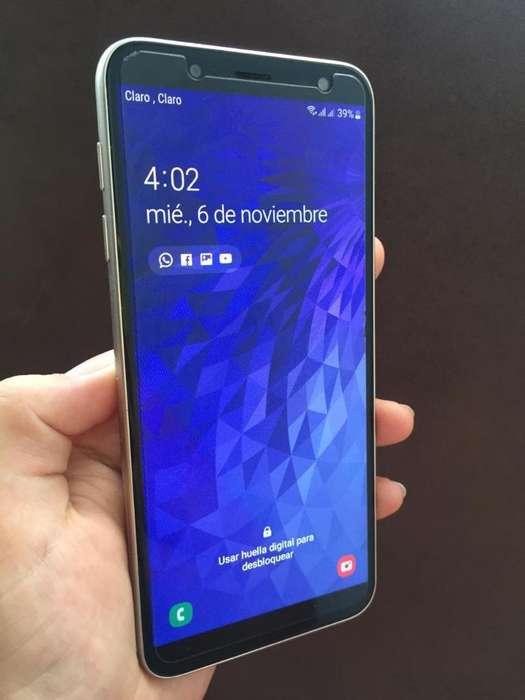 Samsung J6 Ds Como Nuevo