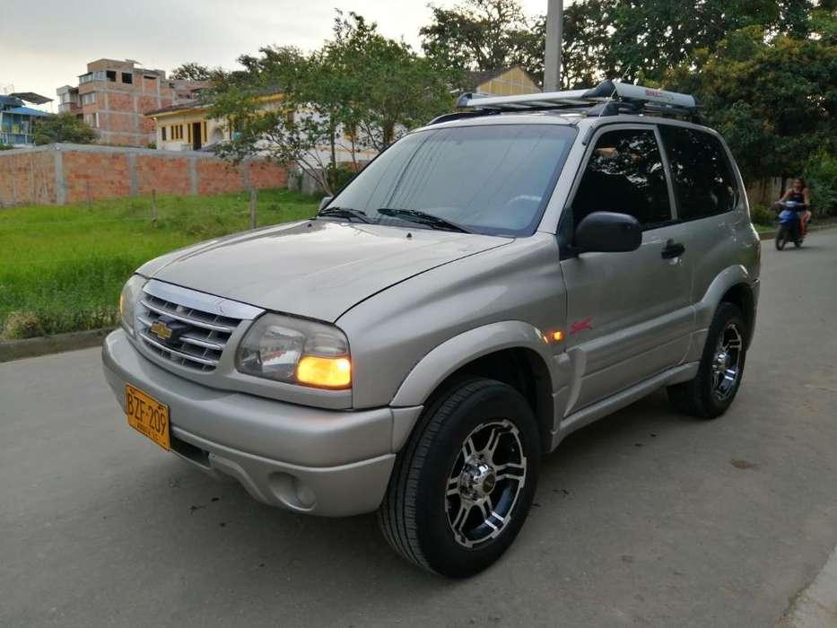 Chevrolet Grand Vitara 2007 - 140000 km
