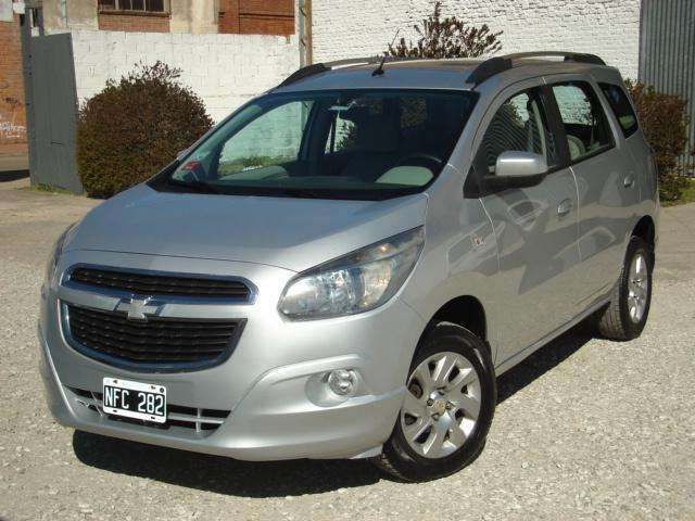 Chevrolet Spin 2013 - 124000 km