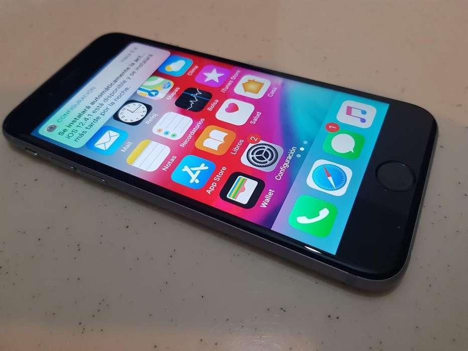 iPhone 6s 32gb Silver Libre Como Nuevo