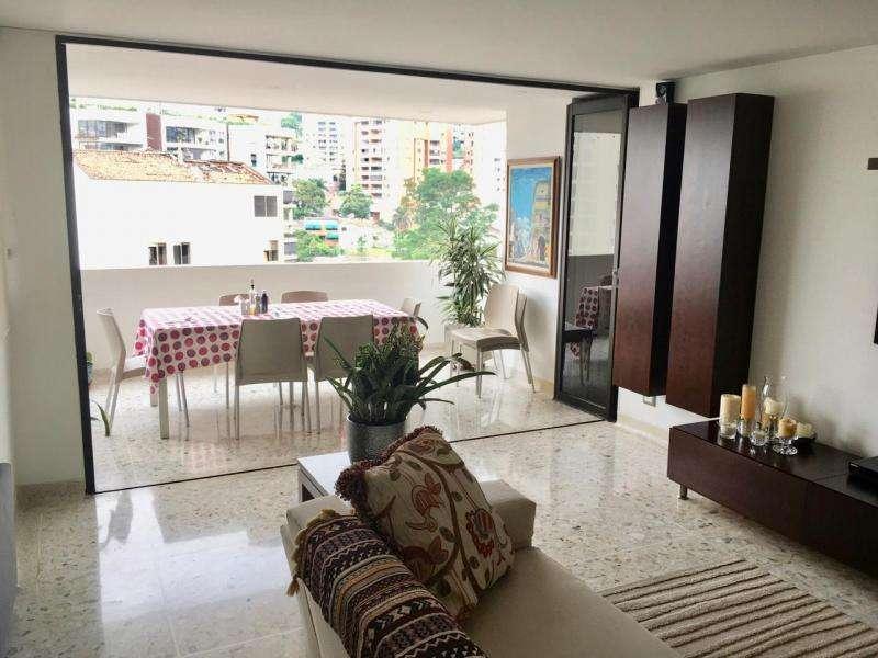 Apartamento En Arriendo En Cali Santa Rita Cod. ABKWC-10403206