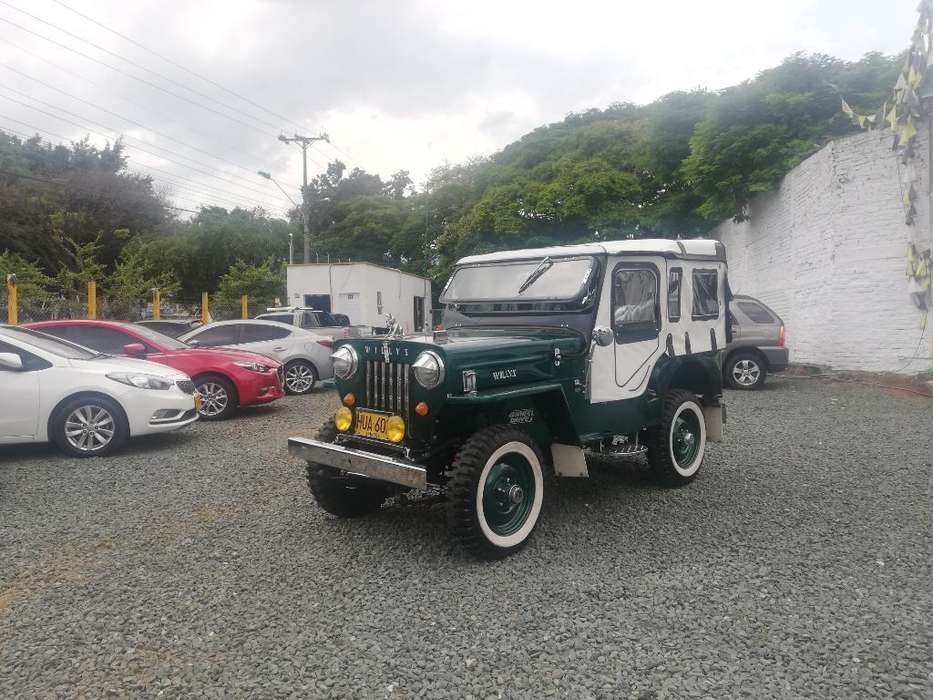 <strong>jeep</strong> Willys 1963 - 5000 km