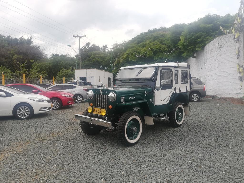 Willys 1963 Clasico