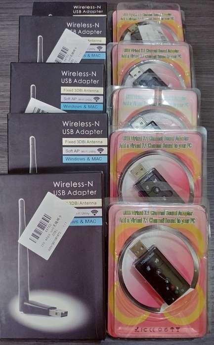 Adaptador Wifi para Pc de Mesa