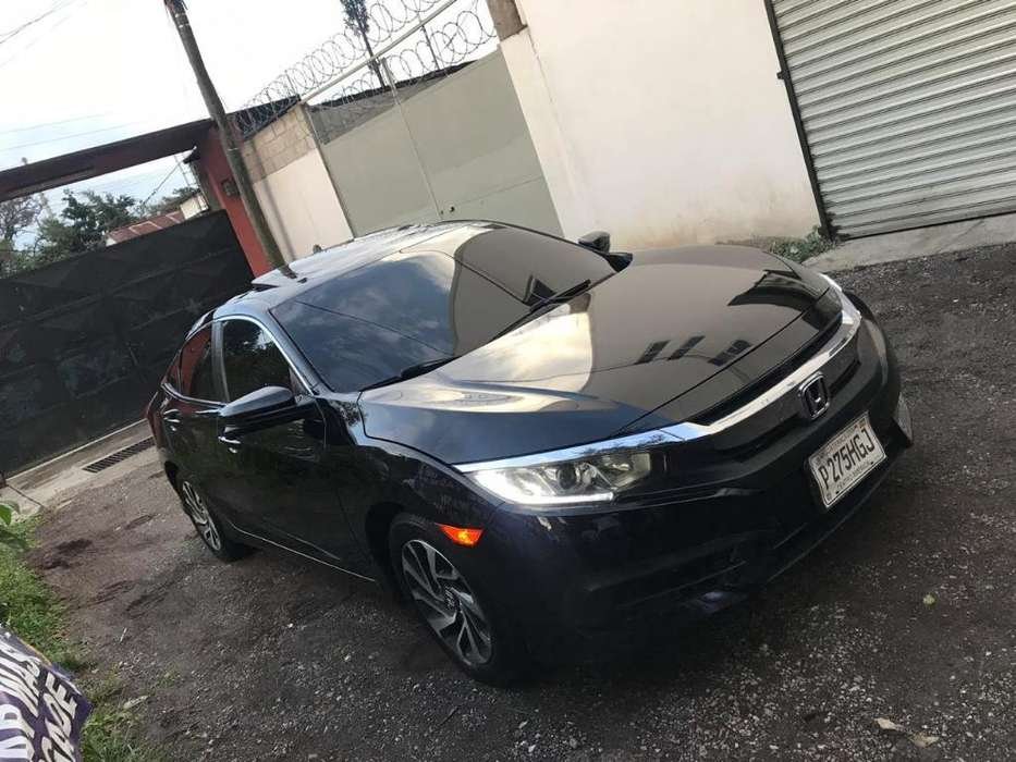 Honda Civic 2016 - 63000 km