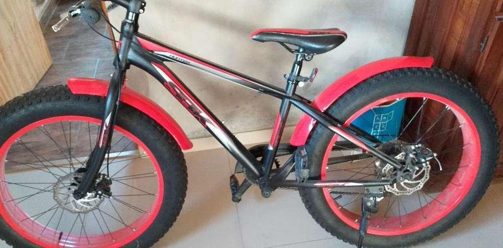 Vendo Bicicleta sin Uso Rod 24