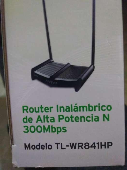 Router Modem Rompemuros Nuevo Ganga 300m