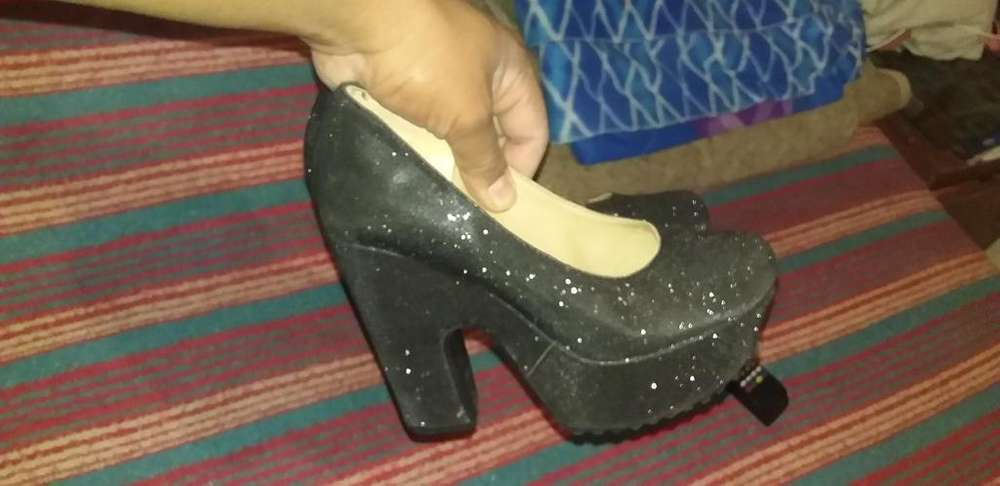 Vendo Zapatos <strong>mujer</strong> 38