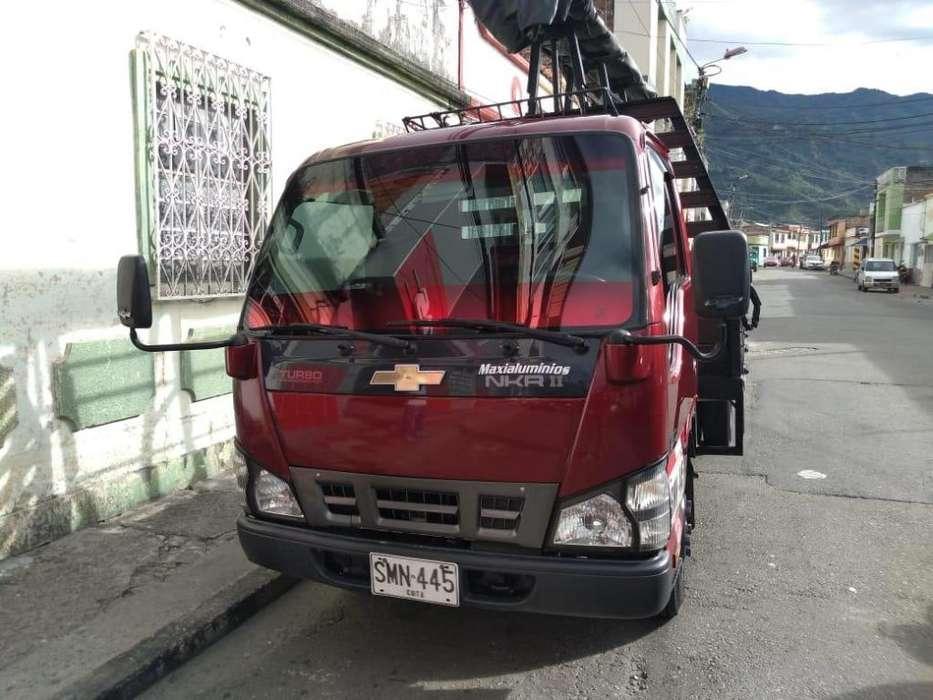 Chevrolet NKR II Turbo 2009