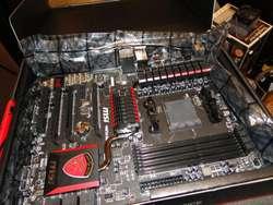 COMBO Procesador Amd Fx-8370 /MSI 990fxa GAMIN/SSD ADATA SU800 / MEMORIA DDR3 8GB
