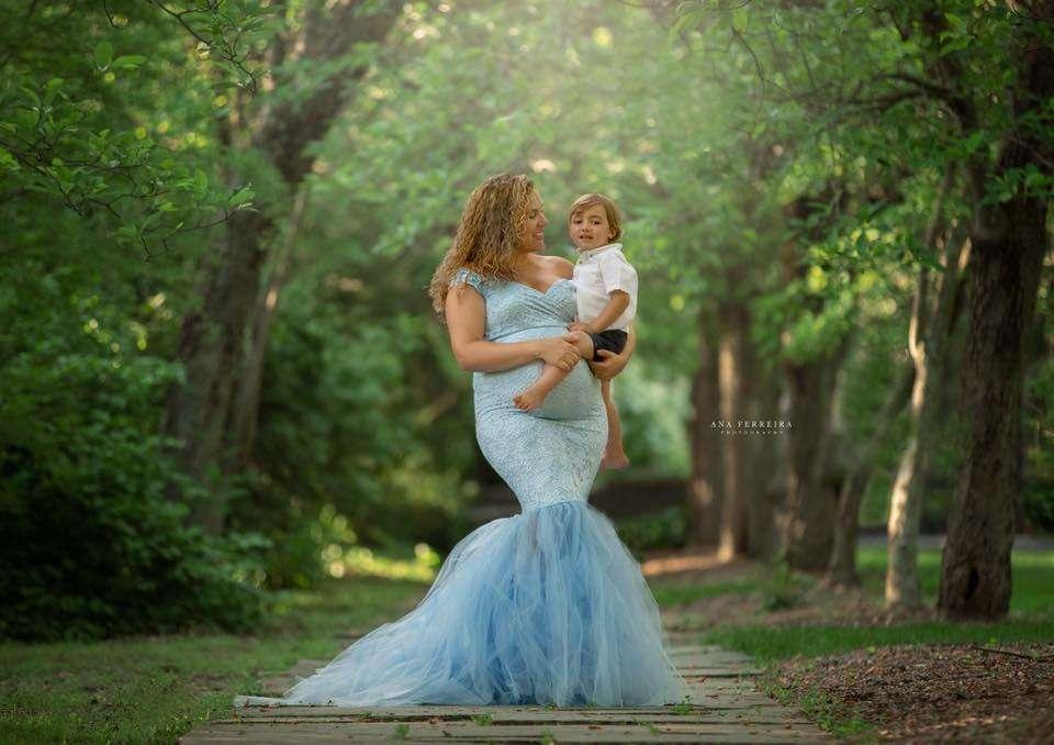 Vestido Maternidad