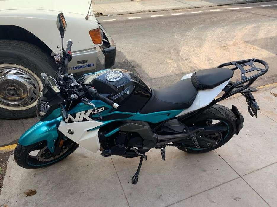 Moto Nk 400