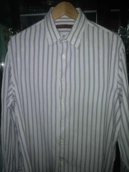 Camisa Perry Ellis Talla M