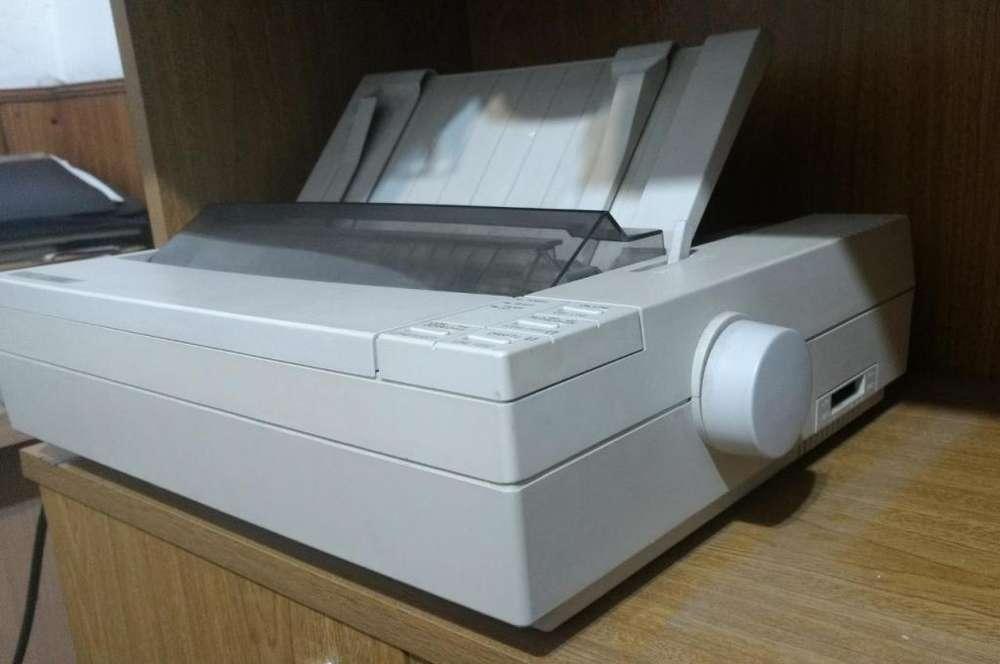 Impresora de Punto
