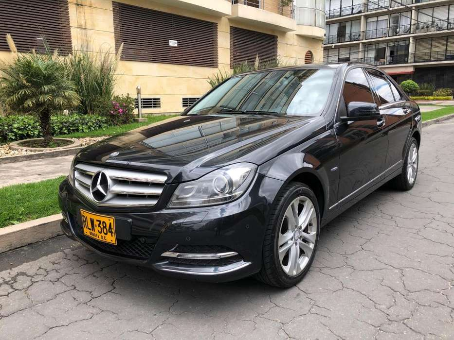 Mercedes-Benz Clase C 2012 - 35000 km