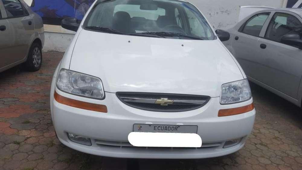 Chevrolet Aveo Family 2012 - 59363 km
