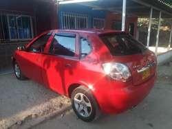 Vendo Lifan rojo modelo 2009
