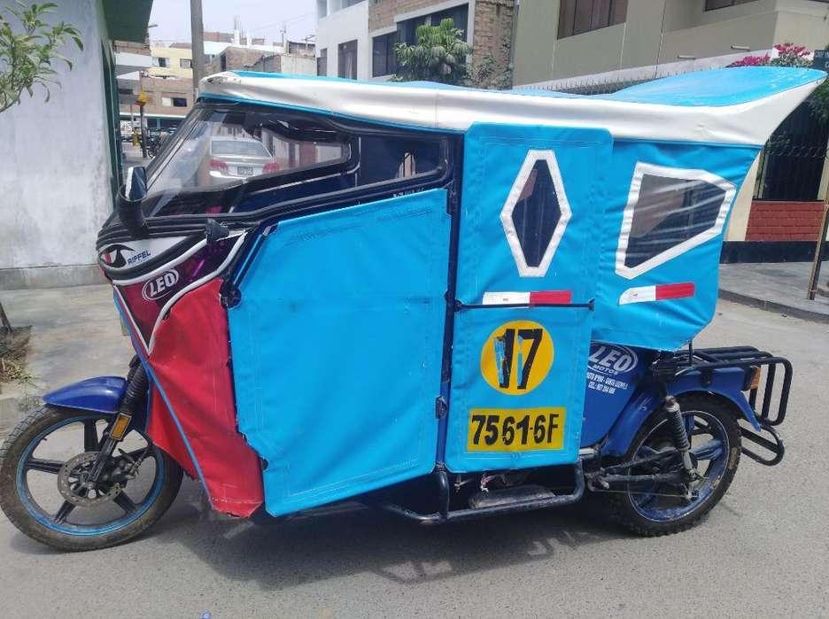 Vendo Mototaxi Marca Raudo