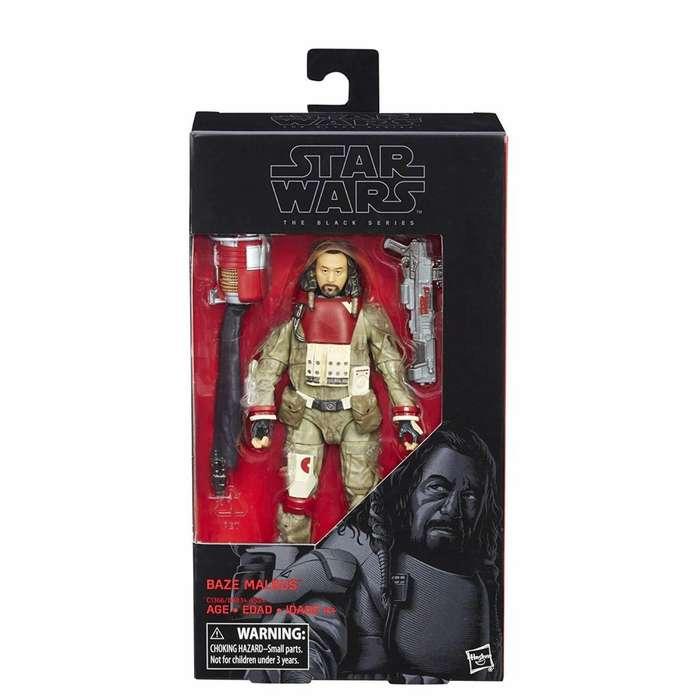 Baze Malbus de Star Wars: Rogue One Figura de acción