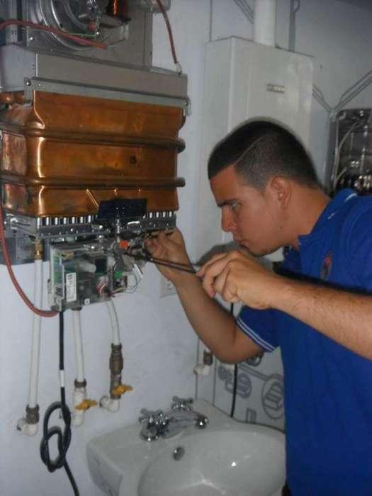 Inspeccion Técnica de Calentadores a Gas