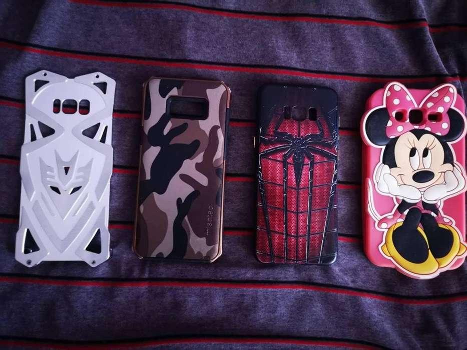 Case para Celular S8 plus y J7 prime
