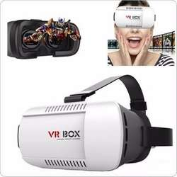 Gafas Realidad Virtual 3D Control Vr Box Lentes Ajustables Sujeción