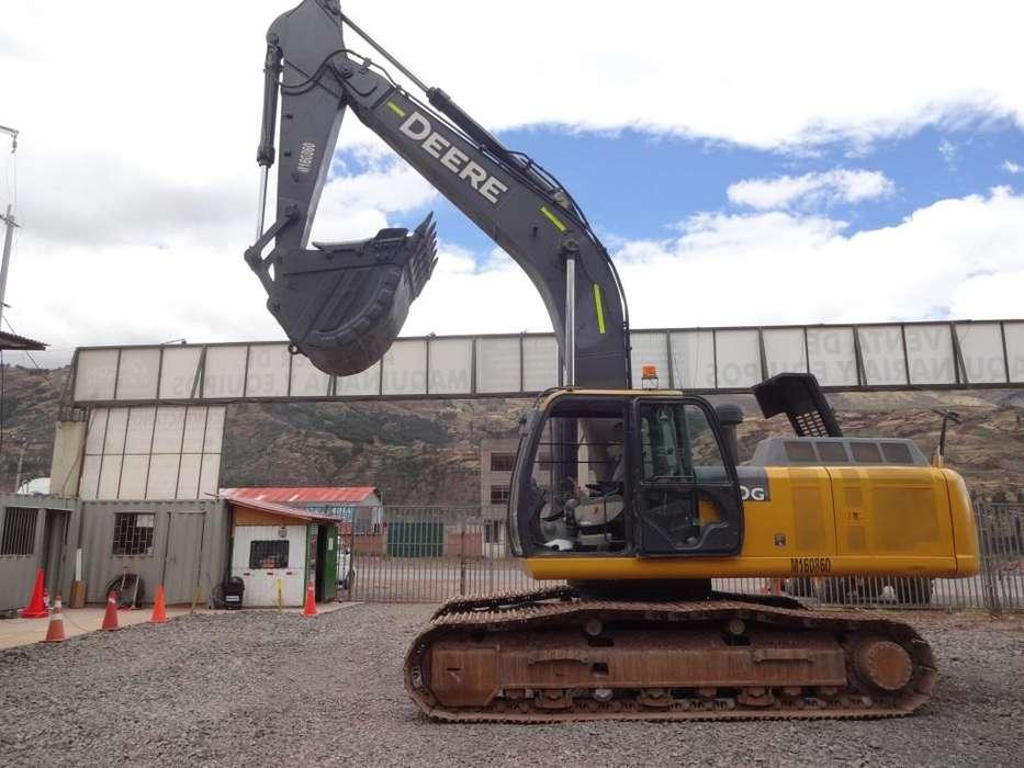 EXCAVADORA JOHN DEERE 350 M160860