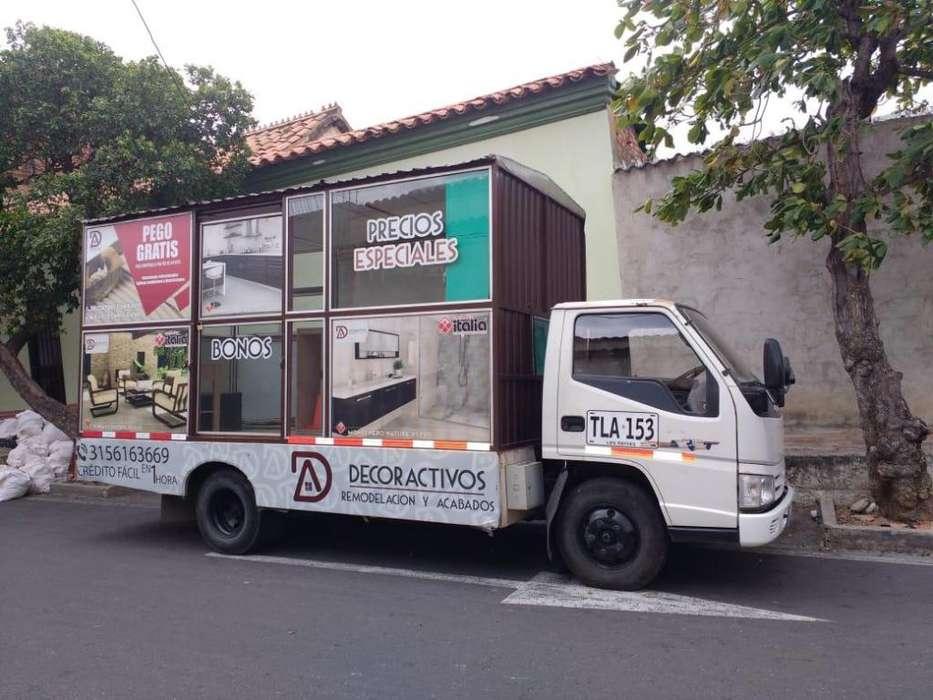 Camion Turbo Para Furgón U Oficina Móvil