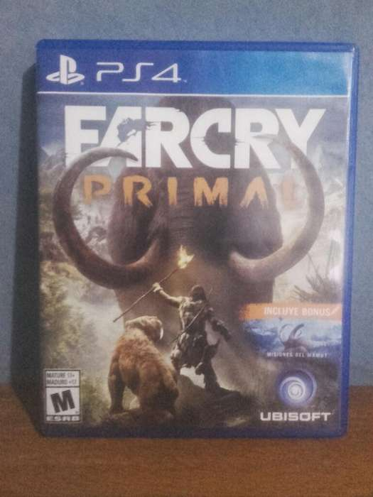 Far Cry Primal Ps4 Impecable