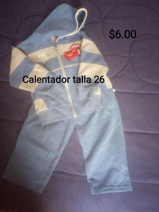 Calentador Y Pijama para Niño desde 3.0