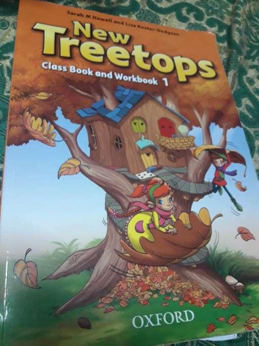 Libro New Treetops 1 Ingles