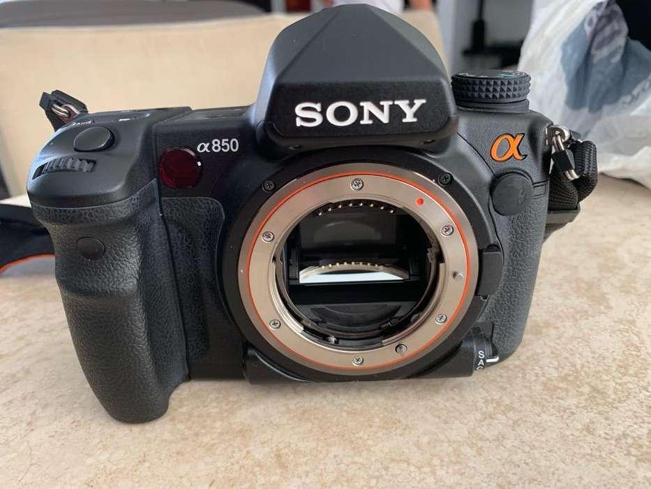 Cámara Sony A850