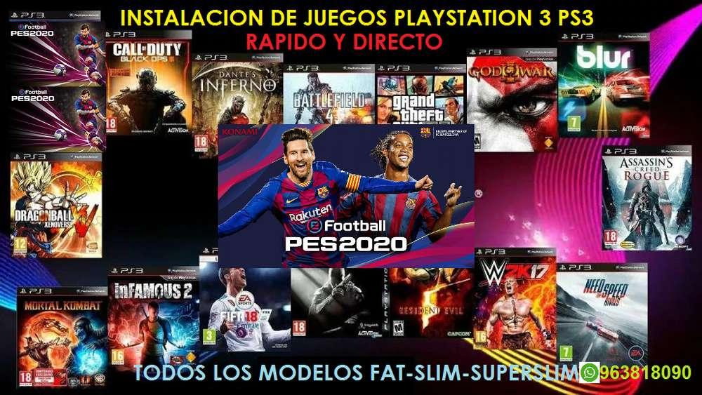 INSTALACION JUEGOS PLAYSTATION PS3 RÁPIDO DIRECTO, Y PARA PS1 PS2 PSP PS3 PS VITA PS4 FUNDAS MANDOS MANTENIMIENTO