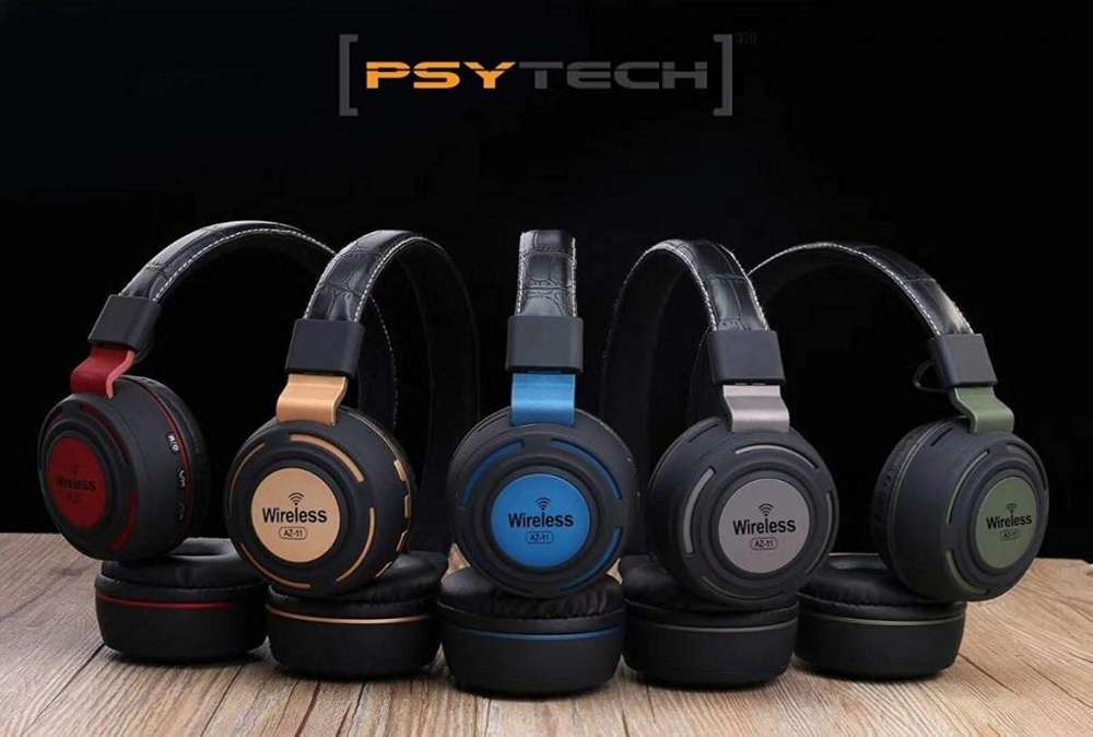 Audifonos Wireless Az11 Full Dolby Inalámbricos Bluetooth