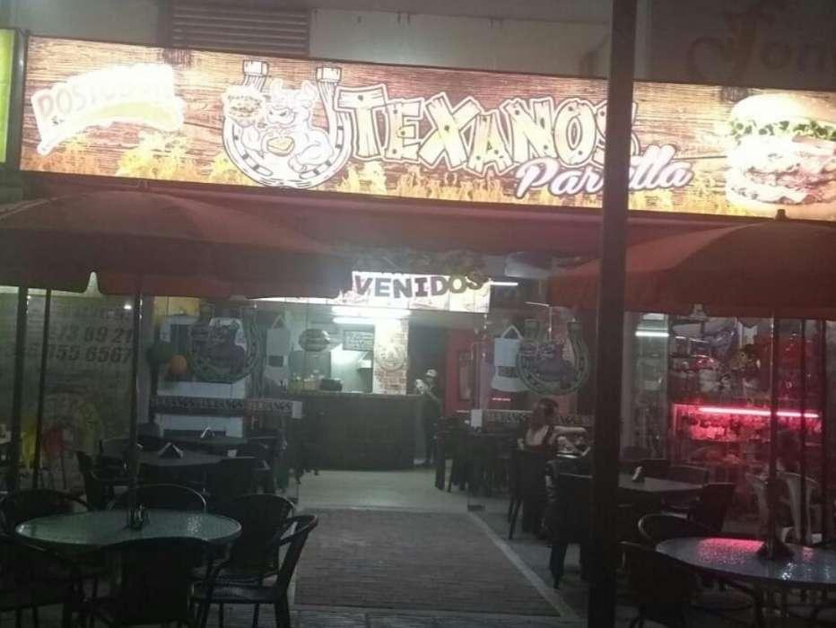 Vendo Restaurante Acreditado
