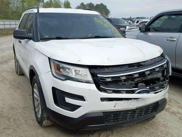 Ford Explorer 2016 - 32492 km
