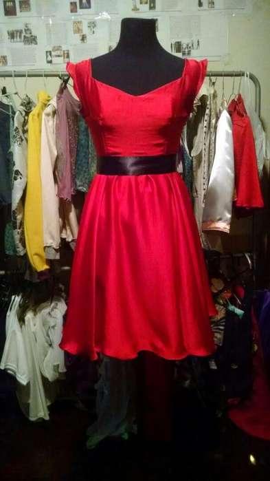 vestido diseño de autor