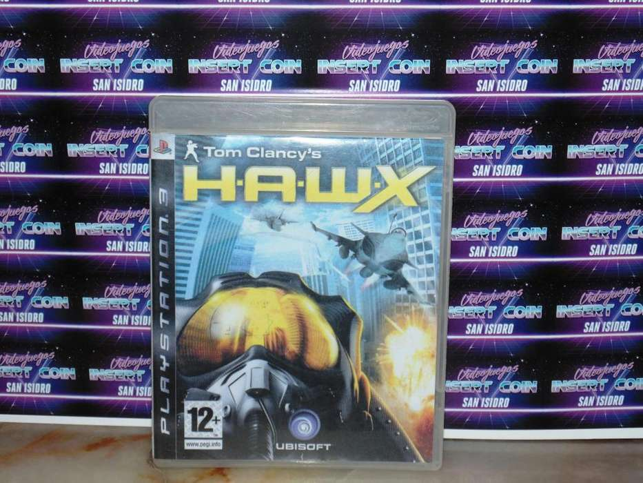 Tom Clancys HAWX PS3 Juego Play Station 3