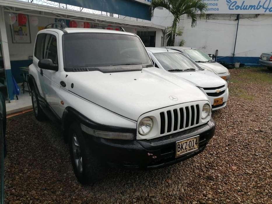 Daewoo Korando 1999 - 200000 km