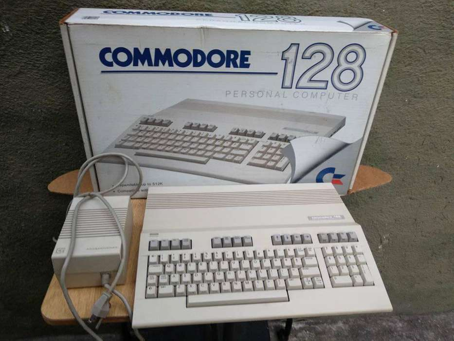 <strong>pc</strong> Commodore 128