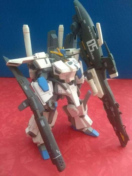 Lote #11 Gundam Fix Figuration FAZZ #0005