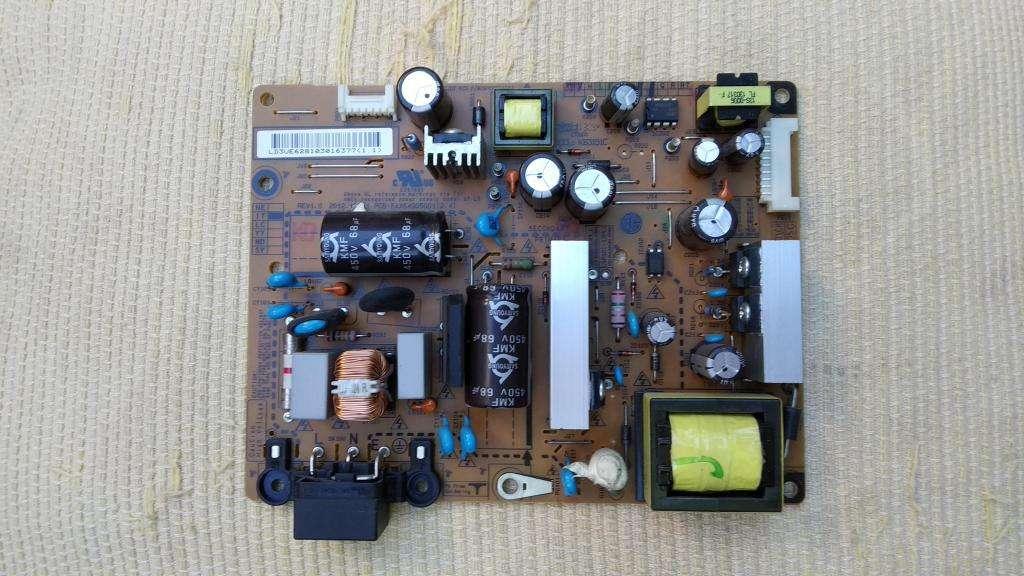 placa fuente tv led LG 32 LN5300