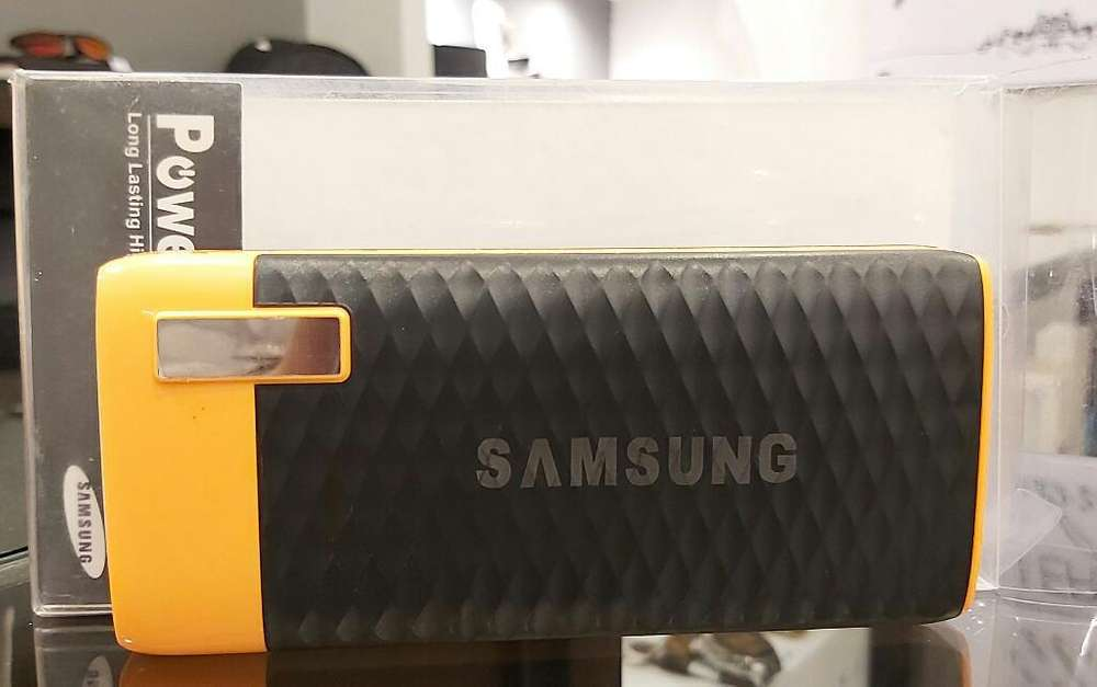 Cargador Portátil Samsung